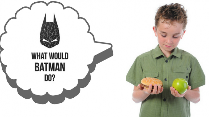 What would Batman eat ?
