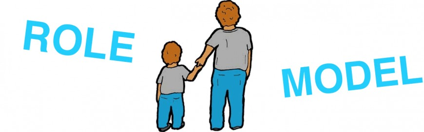 Dad's you are ROLE MODELS! Do it yourself…