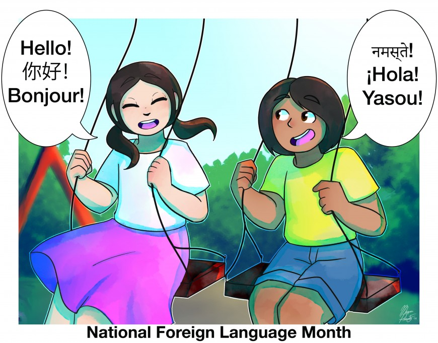 Why Kids Should Learn a Language