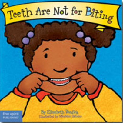 Teeth Are not for bitting