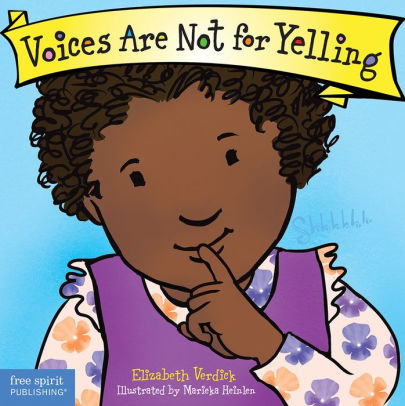 Voice not for Yelling