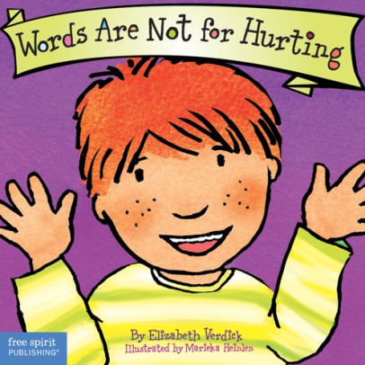 Words not for hurting