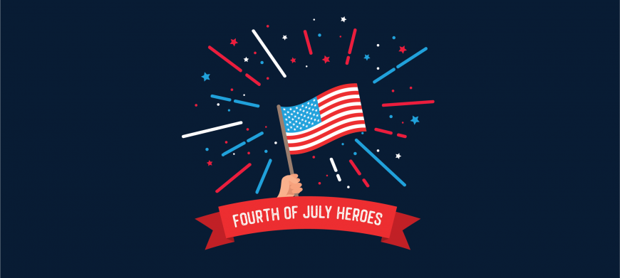Celebrating Our Unsung Heroes – 4rth July Independence Day (USA)