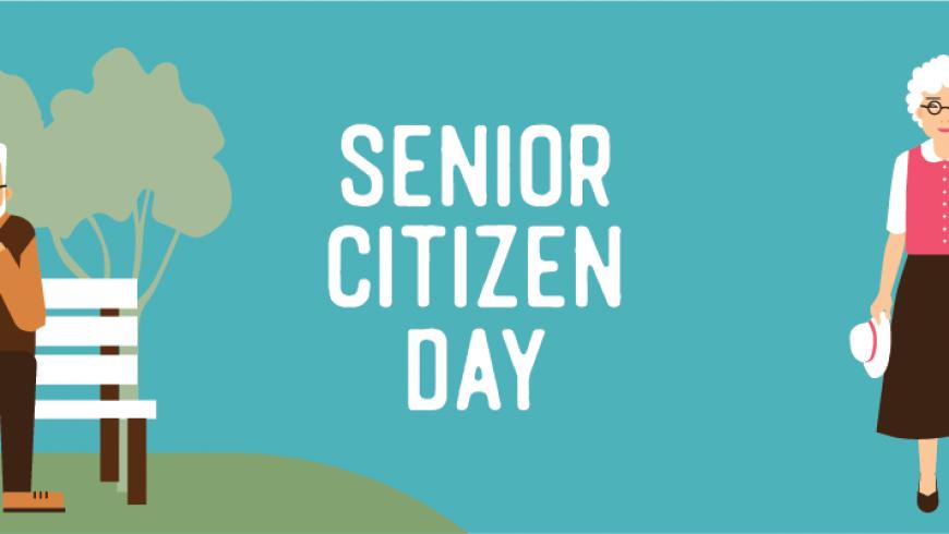 Senior Citizen Week – August 21, 2019 Make it a Grand Relationship