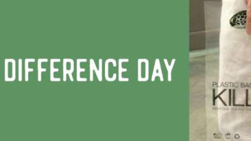 Make Everday, Make a Difference Day